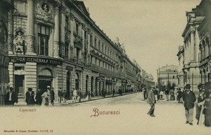 Strada Lipscani 1900
